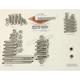 Polished Stainless Steel Engine Bolt Kit - DE6526HP
