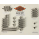 Polished Stainless 12-Point Engine Bolt Kit - PB673S
