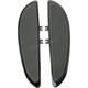 Gloss Black Floorboards w/o Rivets - 104-BP-NR-ST