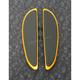 Gold Floorboards w/o Rivets - 104-G-NR-ST