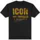 Black Statement T-Shirt