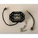 Series 6 Quattro Spot Lightbar - LB-6SFQT111