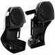 Vivid Black Lower Fairing w/Speaker Grill - BC-HDLFSP-1