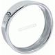 Chrome 5.75 in. Visor Style Light Trim Ring  - BC-HDTRIM2