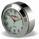 White FaceTOCS Universal Mount Clock - 130101