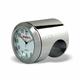 White Face 7/8 in.-1 in. Talon Handlebar Mount Clock - 180101