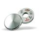Chrome Swivel Fork Lock Key Cover - 111500