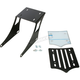 Black Slot Luggage Rack for 2-Up Seats - 101-055-402