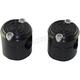 Black Keg Risers for Springers - BB10-117