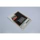 Chrome 12 Point Style Lifter Base Screw Kit - 8711-8