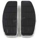 Chrome Driver D Shape Floorboards - 50621-79