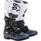 Black/Gray/White Tech 5 Boots