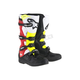 Black/White/Red/Yellow Tech 3 Boots
