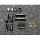Titanium  10-Gauge Pushrod Tube Kit - 03-637