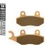 HH Sintered Brake Pads - FD086G1396