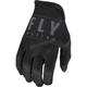 Black/Black Media Gloves