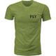 Military Green Heather Military T-Shirt