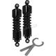 Black 12 in. Adjustable Premium Shock Absorbers - 29041