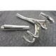 Reverse Cone Exhaust System - 001-1301RC