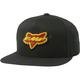 Black FMF Collab Snapback Hat - 26877-001-OS
