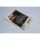 Chrome Allen Knurled Sprocket Cover Screws - 9750-6
