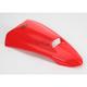 ATV Custom Scooped Explosion Red Hood - 51001