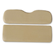 GTW Mach1/Mach2 Rear Seat Replacement Cushion Set (Buff)