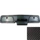 Yamaha Carbon-Fiber Dash Cover (Models G2 & G9)