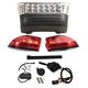 Premium Electric Club Car Precedent GTW LED Light Kit (Fits 2004-2008)