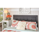 Clayton Full/Queen Upholstered Headboard