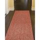 Transocean Mateo Solid Indoor/Outdoor Rug Red 6'6