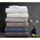 Truly Calm Antimicrobial 6 Piece Towel Set in Khaki