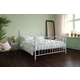 Atwater Living Selene Bed, White, Full
