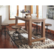 Pinnadel Counter Height Dining Room Table