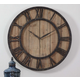 Uttermost Powell Wooden Wall Clock
