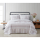 Cottage Classics Evelyn Cotton Yarn Dye 2 Piece Twin XL Quilt Set