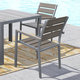 CorLiving Outdoor Dining Chairs (Set of 2)