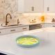 Lemon Decorative Circle Tray