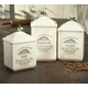 AMERICAN ATELIER Maison Canister (Set of 3)
