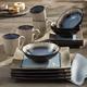 AMERICAN ATELIER Via Roma 16-Piece Dinnerware Set