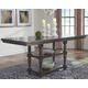 Audberry Counter Height Dining Room Extension Table