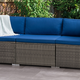 Parksville  Outdoor Patio Sectional Middle Chair