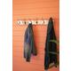 Kalalou Zigzag Recycled Wood Coat Rack