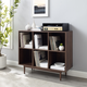 Crosley Liam 6-cube Bookcase