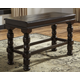 Gerlane Counter Height Dining Room Bench