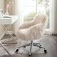 Fiona Chrome Base Office Chair