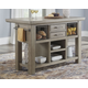 Chapstone Kitchen Island