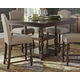 Baxenburg Counter Height Dining Room Table