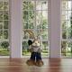 34-In. Mr. Sisal Bunny with Garden Shovel Figurine