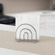 Home Basics Flat Wire Collection Napkin Holder
